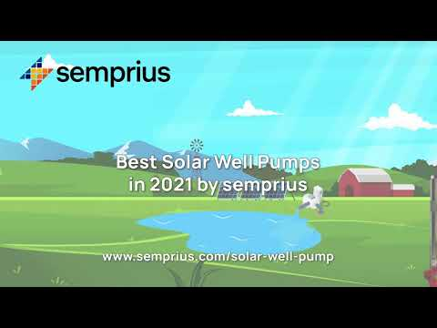 The Best Solar Well Pumps In 2021